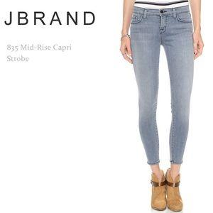 Women's Mid Rise Crop Jeans